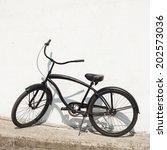 Black City Bicycle Cruiser...