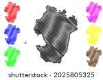 dithmarschen district  federal... | Shutterstock .eps vector #2025805325