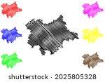 dingolfing landau district ... | Shutterstock .eps vector #2025805328
