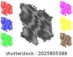 ebersberg district  federal... | Shutterstock .eps vector #2025805388