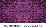 Seamless Animal Skins. Purple...