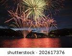 Lakefront Luino Fireworks On...