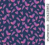vector seamless abstract design ... | Shutterstock .eps vector #2026220852