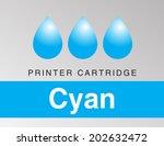 color cmyk icon set   cyan...   Shutterstock .eps vector #202632472