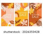 autumn season abstract... | Shutterstock .eps vector #2026353428
