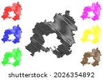 enzkreis district  federal... | Shutterstock .eps vector #2026354892