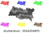emmendingen district  federal... | Shutterstock .eps vector #2026354895