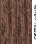 dark brown wood background | Shutterstock .eps vector #202638502