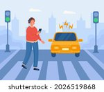 dangerous situation at...   Shutterstock .eps vector #2026519868