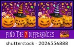 find or spot differences... | Shutterstock .eps vector #2026556888