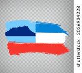 flag sabah  brush strokes. flag ...