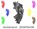 gorlitz district  federal... | Shutterstock .eps vector #2026936238