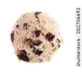 A Scoop Of Vanilla Ice Cream...