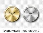 vector 3d realistic yellow...   Shutterstock .eps vector #2027327912