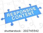 responsive content   puzzle 3d...