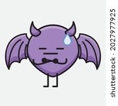vector illustration of devil...   Shutterstock .eps vector #2027977925