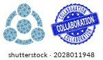 collaboration unclean round...   Shutterstock .eps vector #2028011948