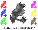 kassel district  federal... | Shutterstock .eps vector #2028087332