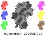 ilm kreis district  federal... | Shutterstock .eps vector #2028087722