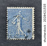 France 1903   Cancelled Postage ...