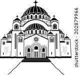 july 01 2014  illustration of... | Shutterstock . vector #202879966