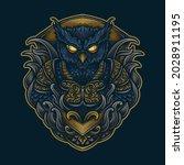 artwork illustration and t... | Shutterstock .eps vector #2028911195