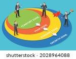 3d isometric flat vector...   Shutterstock .eps vector #2028964088