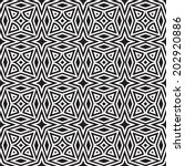 seamless geometric...   Shutterstock .eps vector #202920886