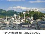 Salzburg City Historic Center...