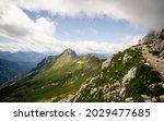The High Plateau Of Montasio...