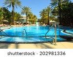 Color Dslr Image Of A Resort...
