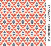 ethnic seamless pattern. aztec... | Shutterstock .eps vector #202990726