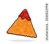vector illustration of an... | Shutterstock .eps vector #2030022998