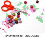 office staff ready to be used ... | Shutterstock . vector #20300689