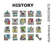 history learn educational... | Shutterstock .eps vector #2030153672