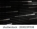 Abstract Grunge Grid Polka Dot...