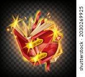 spell book magic fantasy vector ...