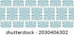 oriental vector damask pattern. ... | Shutterstock .eps vector #2030406302