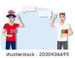 the concept of international... | Shutterstock .eps vector #2030436695