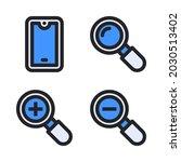 ui essential icons set  filled...
