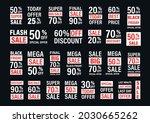 set labels with inscription...   Shutterstock .eps vector #2030665262
