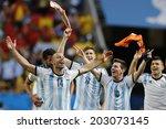 brasilia  brazil   july 05 ... | Shutterstock . vector #203073145