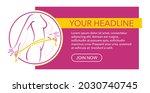 weight loss   diet program...   Shutterstock .eps vector #2030740745