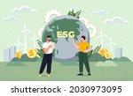 taking care of environmental...   Shutterstock .eps vector #2030973095