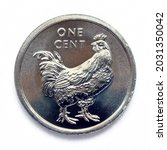 Cook Islands 1 Cent Coin 2003...
