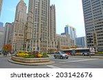 chicago  il  us   november 13 ...   Shutterstock . vector #203142676