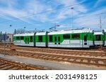 Boston Metro Mbta Green Line...