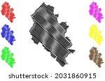 lahn dill district  federal... | Shutterstock .eps vector #2031860915