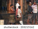 colombo  sri lanka   march 1  a ... | Shutterstock . vector #203215162