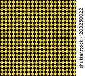 illustrated seamless texture  ... | Shutterstock .eps vector #203250022